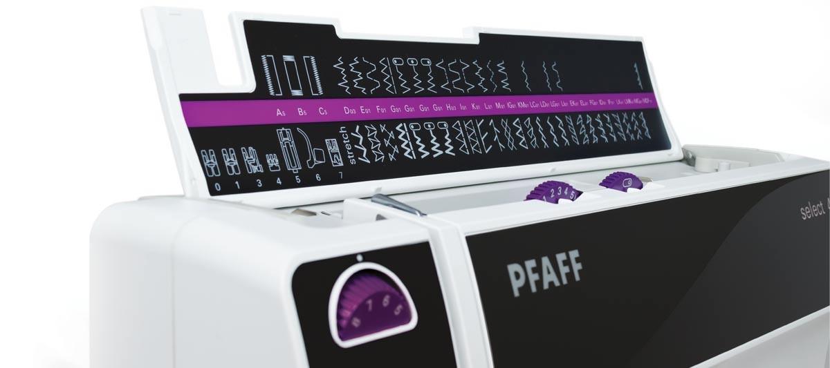 Produktfoto Pfaff select? 4.2