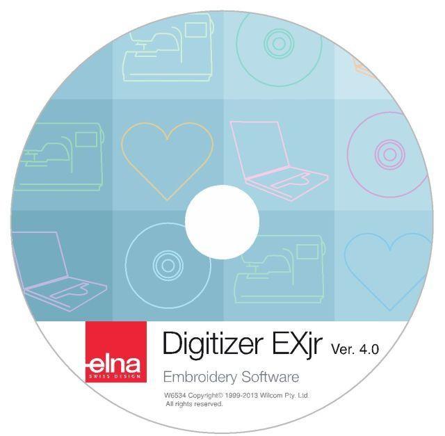 Produktfoto Elna eXpressive 860
