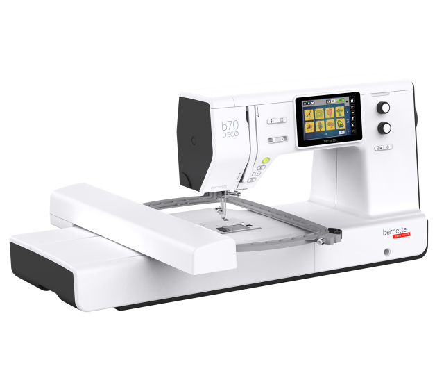 Bernina Bernette b 70 Deco Stickmaschine