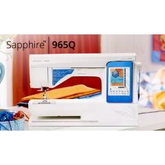 Husqvarna, Sapphire 965Q Vorführgerät